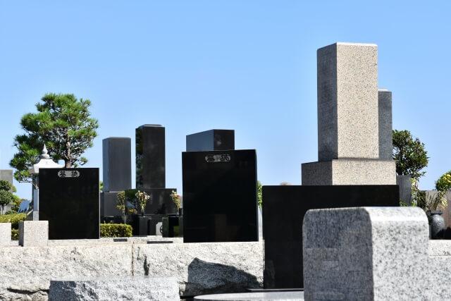 お墓を購入する際の選び方の基準