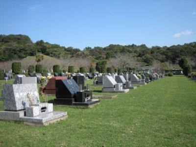 袖ケ浦市営墓地公園